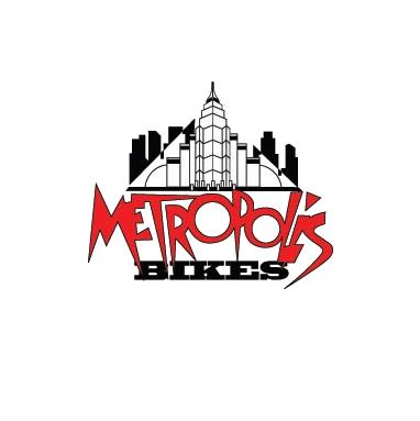 Metropolis Bikes - Logo
